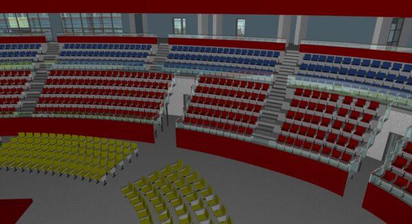 Арена трибуны 2