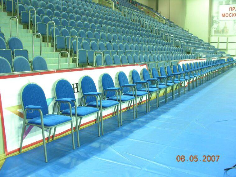 зал стулья