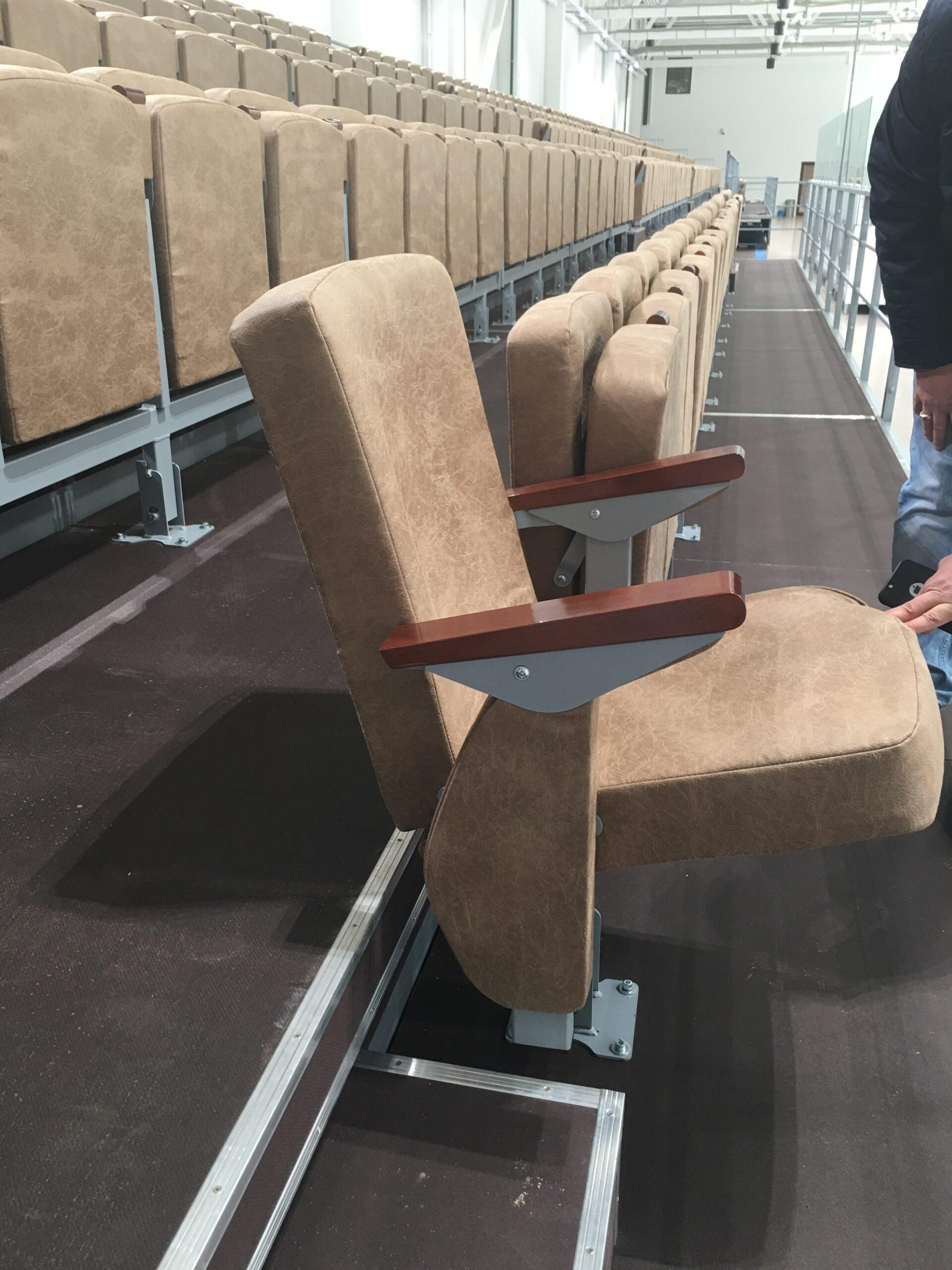 кресла каскад