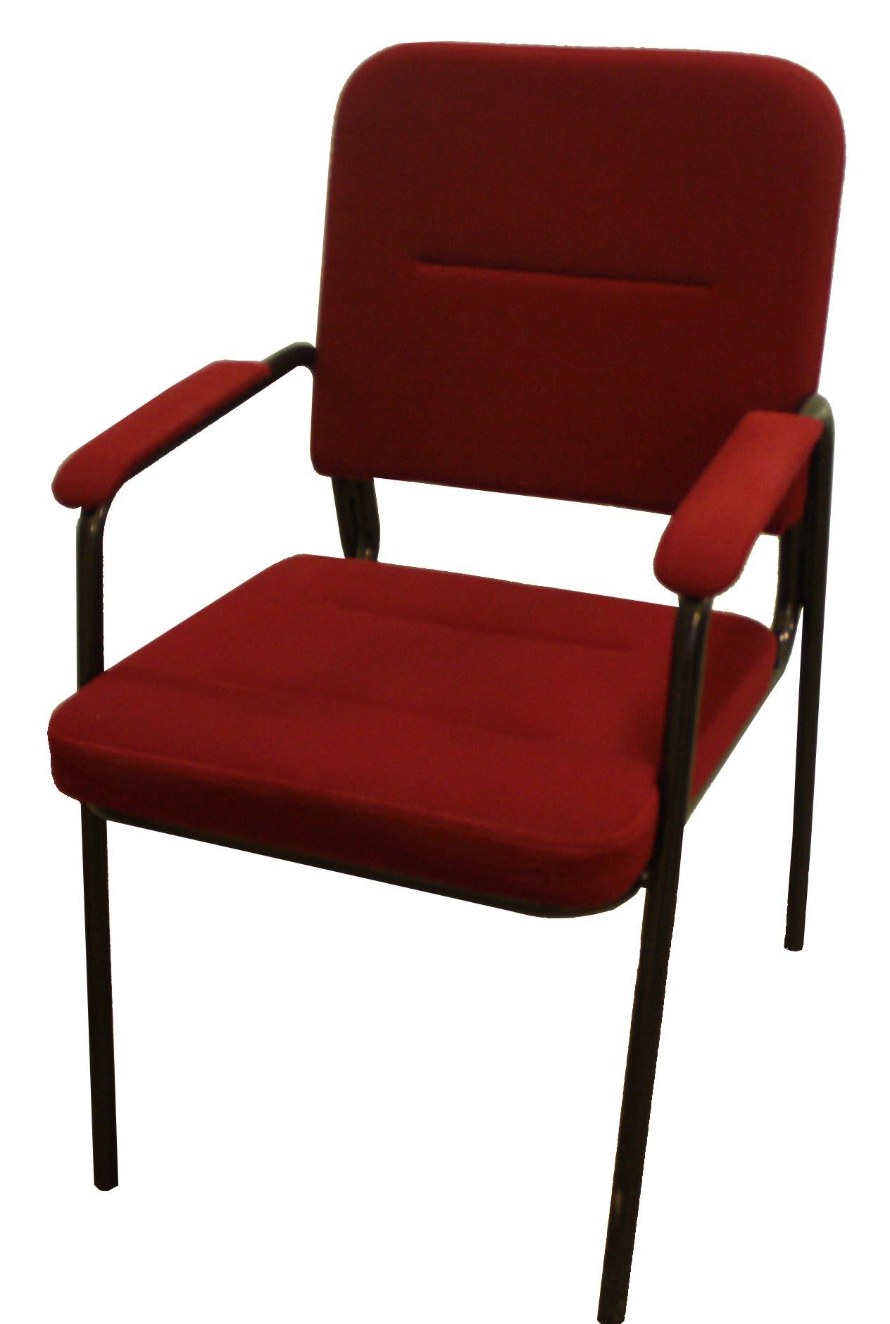 стул красный
