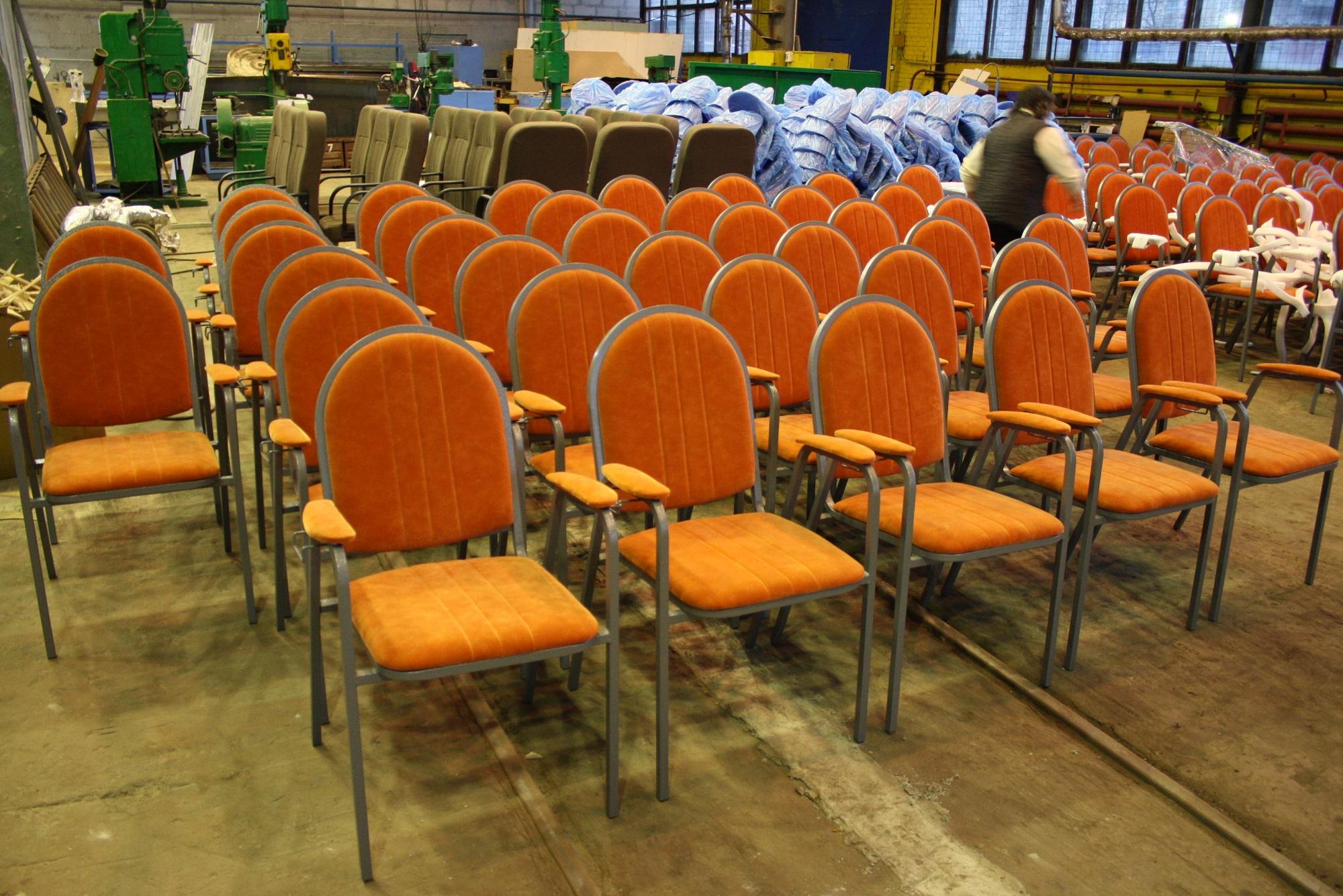стул производство