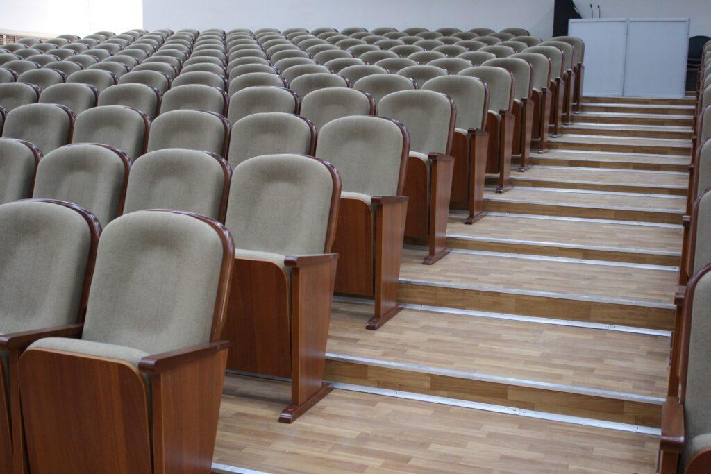 кресла для аудиторий